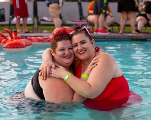 piscină de scădere în greutate