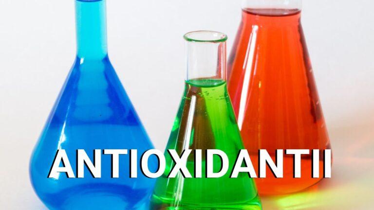 Cum ne ajuta antioxidantii sa fim mai sanatosi