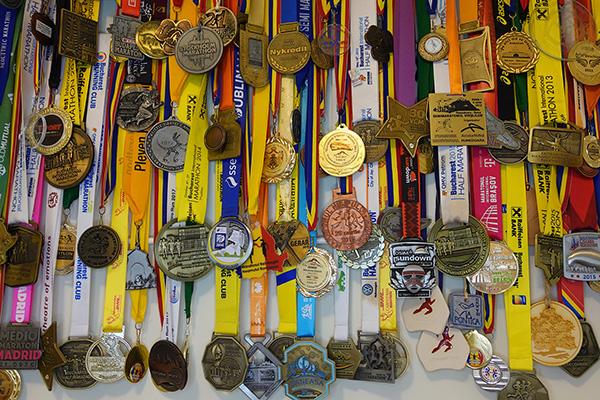 medalii maratoane