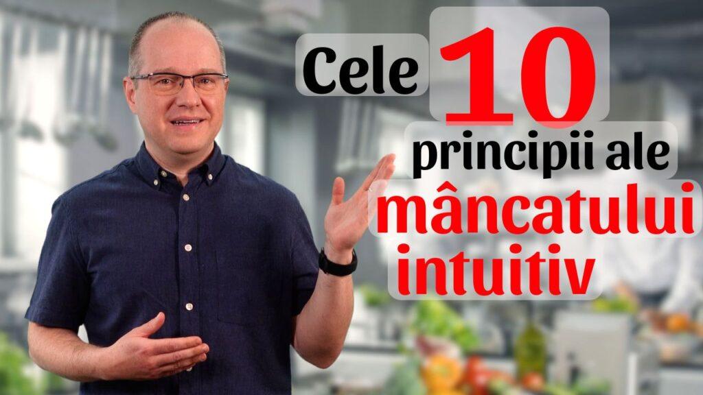 Cele 10 principii ale mancatului intuitiv