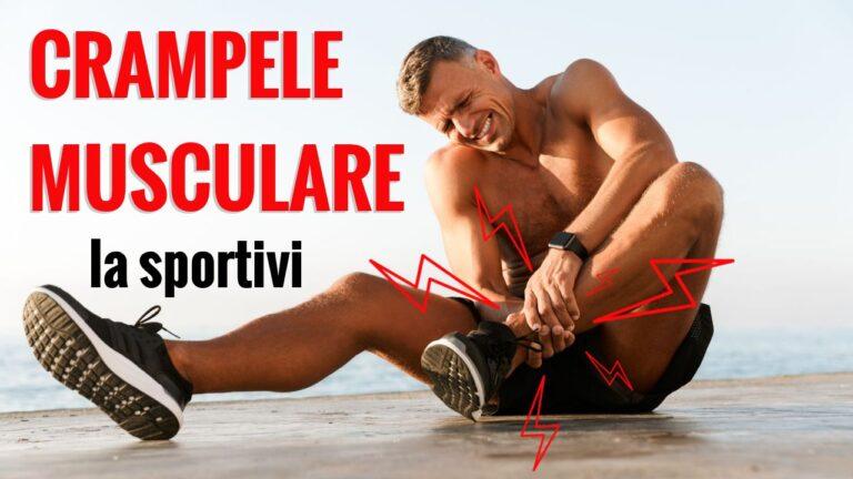Crampele musculare la sportivi