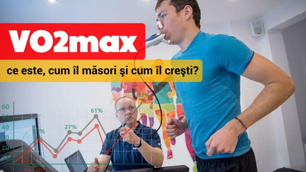 VO2max - ce este, cum îl măsori şi cum îl creşti